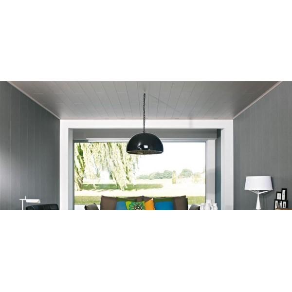 Friso laminado para instalacion en pared a ade la calidez - Paneles para forrar paredes ...