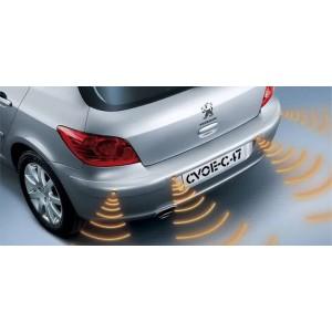 Kit sensor aparcamiento (4 sensores+pantalla LCD)